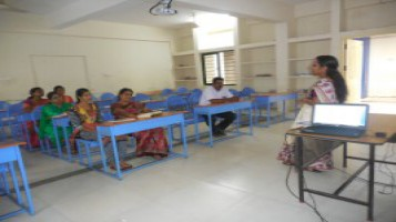 Classes taken by teachers who attended various CBPs, for other teachers of our school. Ms. Soumya Balakrishnan, - Subject: CBP on Mathematics Ms. Athira Krishnan - Subject: Classroom Management