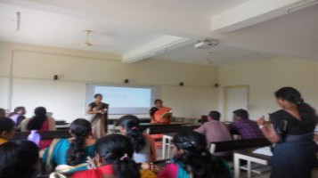 Classes taken by teachers who attended various orientations, for other teachers of our school. Ms. Sujatha & Ms. Ramadevi - Subject: Question Paper setting Ms. Jessy and Ms. Dharshana - Subject: Awakened Citizen Program