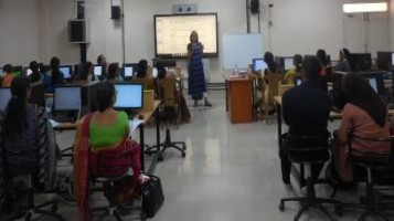 Hosted CBSE Capacity Building Program on Python for Computer Science. 45 teachers from various schools (Palakkad & Thrissur) attended the program.