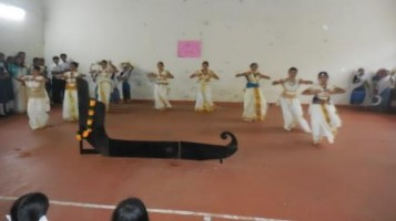 Kerala Piravi Celebrations @ Ahalia Public School