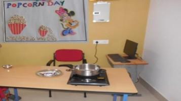 Popcorn day held at Ahalia Public School