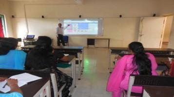 Smart class training program for teachers