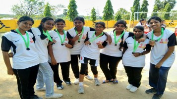 APS Volleyball team won Third prize in the Tournament conducted at Guardian Public School, Kanjikode.